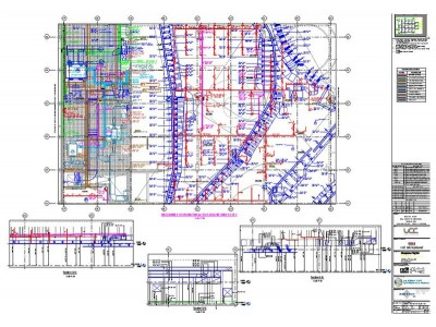 Case Study : MEP 2D Drawings in Revit for Mall