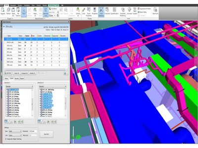 Case Study : Integrated MEP 3D Modeling & Coordination for Hotel