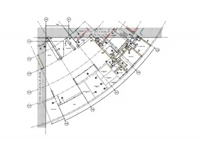 Case Study : Architectural Revit shop drawings for a University
